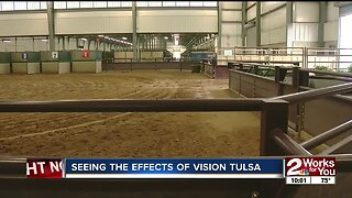Seeing the effects of Vision Tulsa