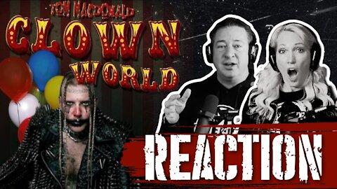 Grandparents Reaction to Tom Macdonald's Clown World