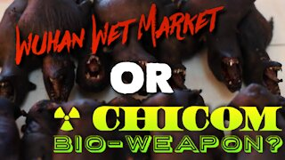 Wuhan Wet Market or Chicom Bio-Weapon? The Origin of the Pandemic
