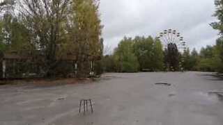 Chernobyl: une ville fantôme en Ukraine