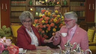 LIVE: Mother's Day Weekend: FRIDAY Chat With Christopher and Joann
