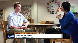 Two Milwaukee students score perfect ACT on first try