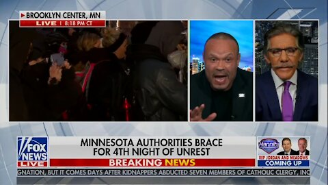 """You Son of a B****!"" ""You Punk!"" Bongino and Rivera Debate Devolves Into Total Pandemonium"