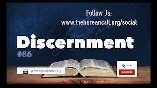 Get Biblical Understanding #86 - Discernment