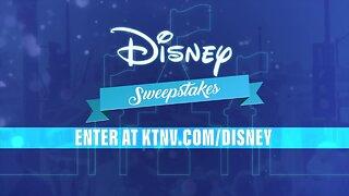 Disneyland Good Morning Las Vegas Sweepstakes