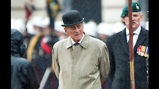 Prince Philip has been admitted to hospital 'as a precautionary measure'
