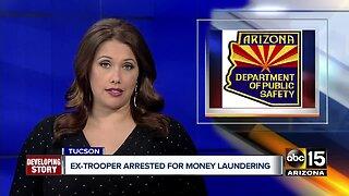 Former DPS trooper accused of fraud, money laundering