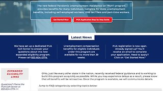 Pandemic Unemployment Assistance Program Available