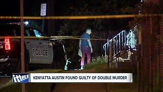 Kenyatta Austin found guilty of double murder