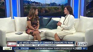 Las Vegas Metro Chamber Rebrands