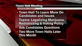Town Hall Meeting in Jackson County Informs Voters