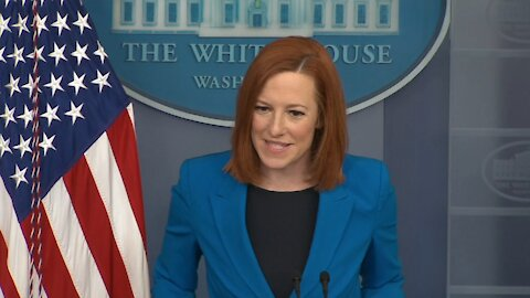 """Debunked Report: Govt Not Giving Kamala's Book to Illegals Crossing Border, Psaki Says: """"It's a Good Book!"""""""