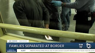 ACLU speaking out over families separated at the border