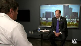 Extended interview: Nebraska's Charles Herbster paid property taxes late nearly 600 times