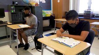 Indian River County students head back to school
