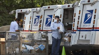 Postal Service Delays Could Lead To Rejected Ballots