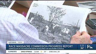 Tulsa Race Massacre Commission Progress Report