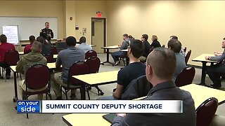 Summit County Sheriff concerned about deputy shortage