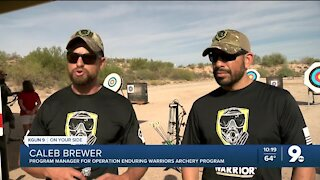 Operation Enduring Warriors helps wounded veterans