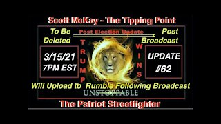 Patriot Streetfighter POST ELECTION UPDATE #62: GCR Update, K-Mafia Infiltration China