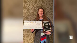 Excellence In Education - Kristi Weber -