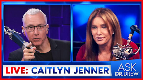 Caitlyn Jenner - Candidate for CA Governor - LIVE on Ask Dr. Drew