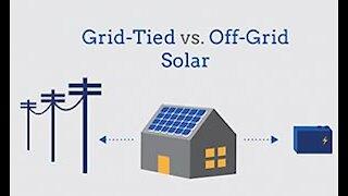 Part 36 Alternative Energy - Solar Power Systems Tour