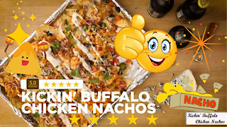 Must try recipes: How to make buffalo chicken nachos