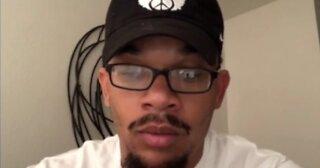Black Lives Matter member outlines purpose of recent Las Vegas protests