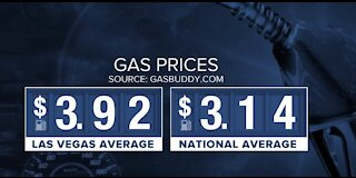Gas prices increase 4 cents in past week