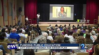 Funding public education: City discusses money for Kirwan plan