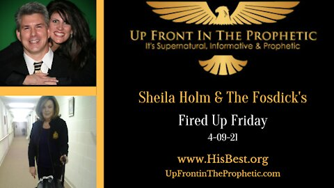 Fired up Friday 4-9-21