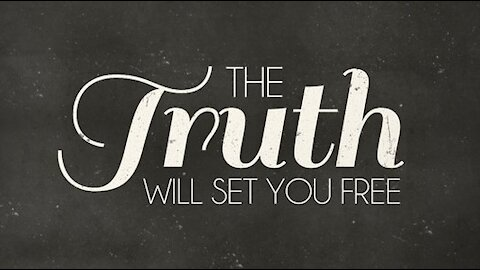 The Truth Will Set You Free - LISTEN