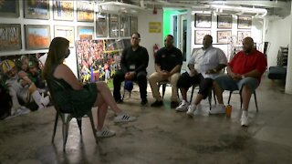 'Credible Messengers' program mentors at-risk youth, interrupts cycle of violence in community