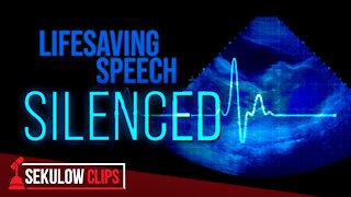 Lifesaving Speech SILENCED