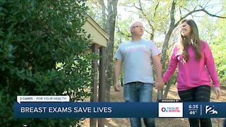 2 Cares for Your Health: Breast exams save lives