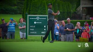Los Angeles County sheriff calls Tiger Woods crash 'purely an accident'