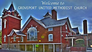 Welcome to the February 14th Worship Service for Groveport UMC