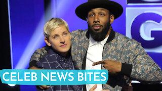 Ellen DeGeneres Show DJ tWitch Sorta Breaks Silence On Toxic-set Allegations!