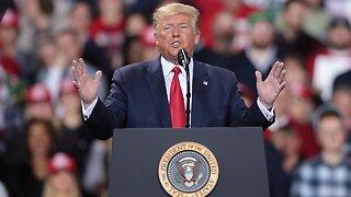President Trump Denounces Impeachment Vote At His Michigan Rally