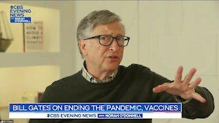 Bill Gates oznámil, že lidé zřejmě dostanou 3. dávku vakcíny ještě tento rok!