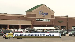 Mounting concerns over vaping