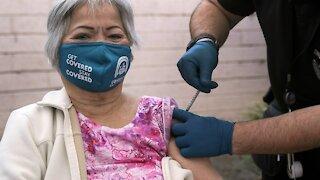 U.S. Averages 2M COVID Vaccine Doses Per Day