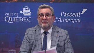 Régis Labeaume annonce qu'il quitte la mairie de Québec à la fin de son mandat