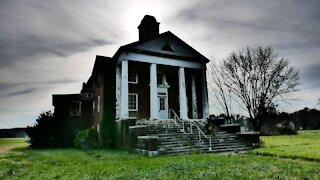 Marion Church - Abandoned