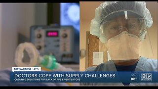 Doctors cope with supply challenges