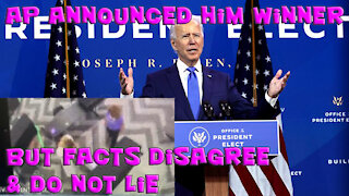 Major Evidence Is Mounting Against Biden Elect