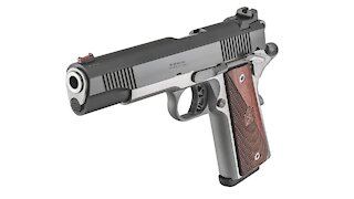 First Look at the Springfield Armory Ronin Operator in 9mm #980