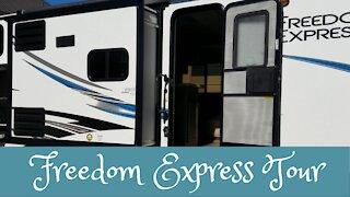 Tour the Freedom Express 320BHDSLE