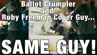 Ballot Crumpler and Ruby Freeman Cover Guy = SAME GUY!